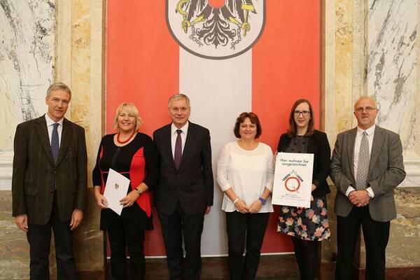 Beitragsbild Nationales Qualitätszertifikat für Alten- und Pflegeheime in Österreich (NQZ)